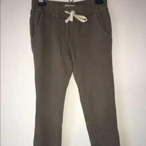 ARITZIA Wilfred fitted sweat pants size xxs